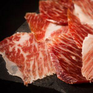 Jamones ASLE Jamón ibérico Gourmet presente en la literatura